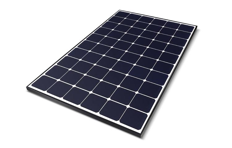 paneles solares eléctricos